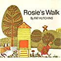 Rosie's Walk Audiobook by Pat Hutchins Narrated by Gene Deitch