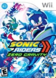 Sonic Riders Zero Gravity