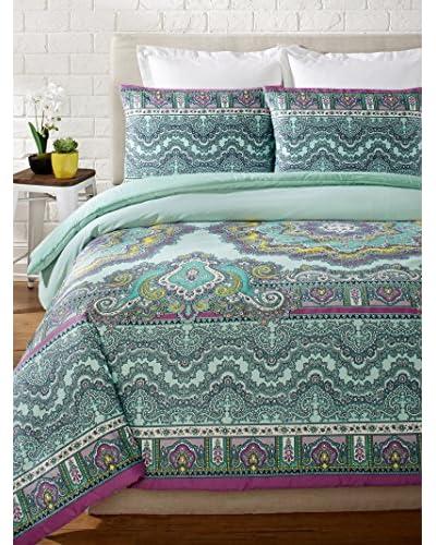 Nanette Lepore Paisley Medallion Comforter Set