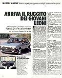 1981 Fiat Abarth 125TC Ritmo & Ferrari BB512i Article