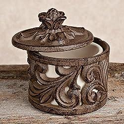 Metal and Ceramic Ring Cup