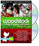 Woodstock: Three Days of Peace &amp; Music (Two-Disc 40th Anniversary Director&#039;s Cut)