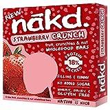 Nakd Strawberry Crunch Bars (4x30g)