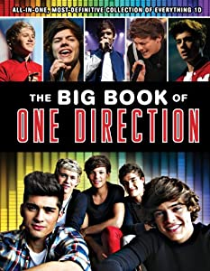 The Big Book of One Direction by Triumph Books