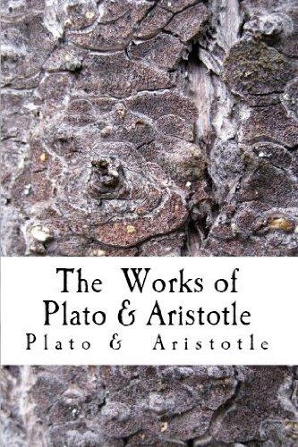 Aristotle - The Works of Plato & Aristotle - 35 Works (English Edition)