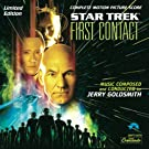 Star Trek: First Contact Limited Edition Motion Picture Score