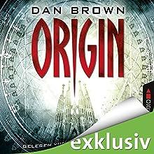 Origin (Robert Langdon 5) Hörbuch von Dan Brown Gesprochen von: Wolfgang Pampel