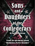 img - for Sons and Daughters of the Confederacy book / textbook / text book