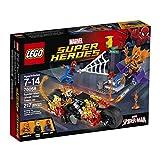 LEGO Super Heroes 76058 Spider-Man: Ghost Rider Team-up Building Kit (217 Piece)