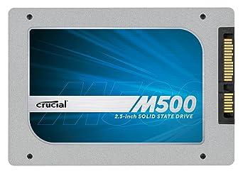 UserBenchmark: Crucial M500 vs MX500