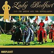 Die Leiche aus dem Mittelalter (Lady Bedfort 74) |  div.