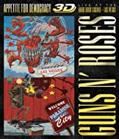 Appetite For Democracy 3D: Live at the Hard Rock Casino- Las Vegas [Blu-ray] by UMe