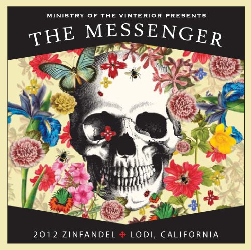 2012 Ministry Of The Vinterior Messenger Zinfandel