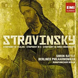 ストラヴィンスキー:交響曲集