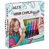 ALEX Spa Hair Chalk Salon Craft Kit