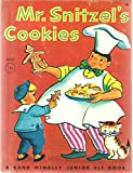 img - for Mr. Snitzel's Cookies Junior Elf Book book / textbook / text book