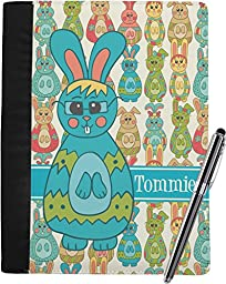 Fun Easter Bunnies Notebook Padfolio