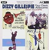 Dizzy Gillepsie : Four Classic Albums