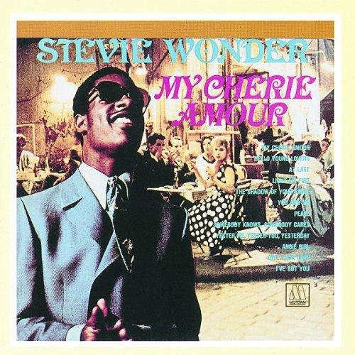 Stevie Wonder Album Covers
