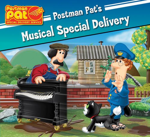 Postman Pat's Musical Special Delivery (Postman Pat Special Delivery Service)