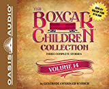 The Boxcar Children Collection Volume 14: The Canoe Trip Mystery, The Mystery of the Hidden Beach, The Mystery of the Missing Cat (Boxcar Children Mysteries)