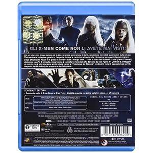 X-men [Blu-ray] [Import italien]