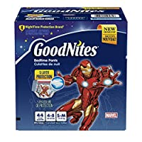 Goodnites Bedtime Pants for Boys by Goodnites