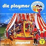 echange, troc Die Playmos - Manege Frei für die Playmos - CD9 (Playmobil)