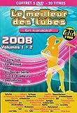 echange, troc Le Meilleur Des Tubes En Karaoké : Coffret 2008 Volumes 1 & 2
