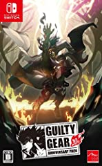 GUILTY GEAR(ギルティギア) 20th ANNIVERSARY PACK 【初回特典】20周年ロゴステッカー 同梱 & 【Amazon.co.jp限定】オリジナルPC&スマホ壁紙 配信 - Switch