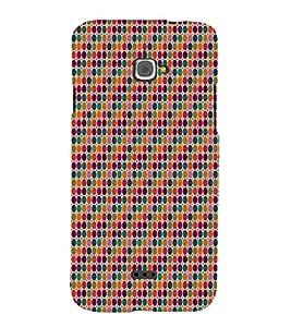 Spot Dots 3D Hard Polycarbonate Designer Back Case Cover for InFocus M350