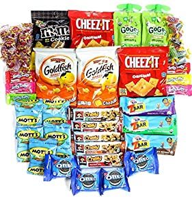 Healthy and Delicious Snack Package