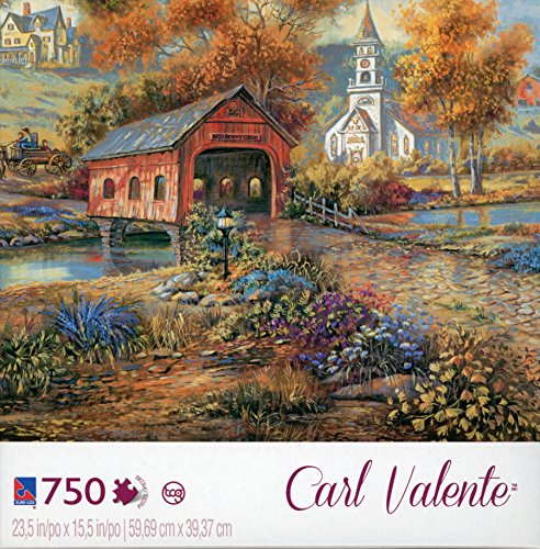 Sure-Lox 750 Piece Puzzle: Razzberry Creek Crossing