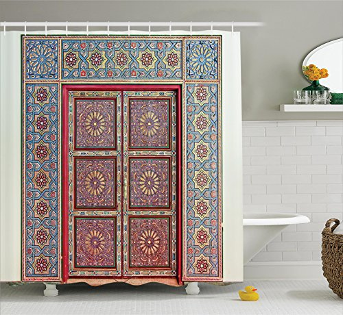 ambesonne-moroccan-decor-collection-a-magnificent-moroccan-traditional-ancient-door-gate-brass-histo