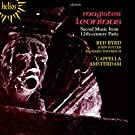 Magister Leoninus, Musique Sacr�e Du Xiie Si�cle A Paris