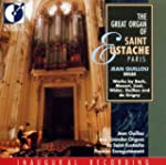 Great Organ Of Saint Eustache