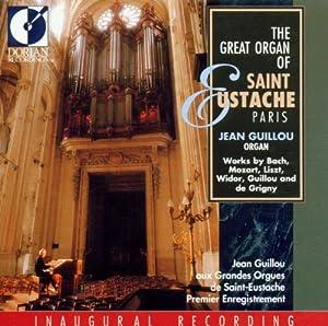 Le grand orgue de saint eustache mozart musique for Bureau en gros st eustache