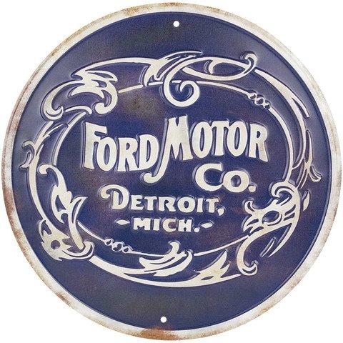 ford-motor-company-nostalgia-sign