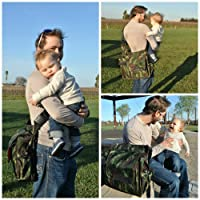 Diaper Dude Messenger II Diaper Bag for Dads from Diaper Dude