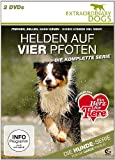 Helden auf vier Pfoten - Extraordinary Dogs - Die komplette Serie [2 DVDs]