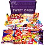 The Best Ever Retro Sweets Mega Box (...
