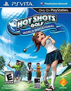 Hot Shots Golf: World Invitational from Sony Computer Entertainment