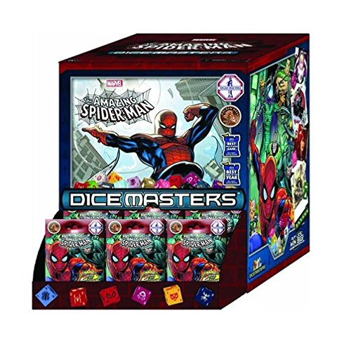 Marvel Dice Masters: The Amazing Spider-Man Booster Box