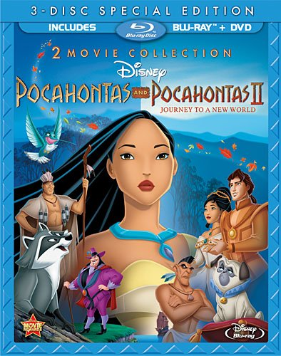 Pocohontas movies