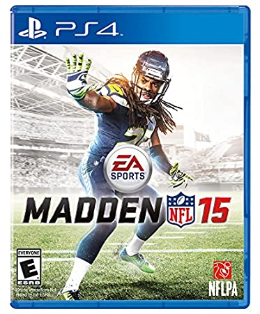 Madden NFL 15 - PlayStation 4 Standard Edition