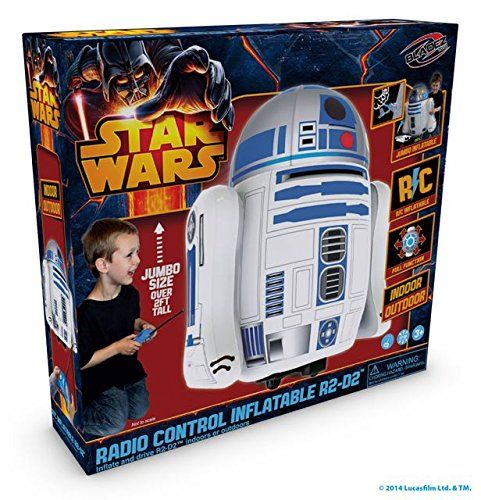 Bladez Toys R/C Inflatable Star Wars R2-D2 Vehicle by Bladez Toys