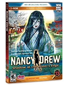 Nancy Drew: Shadow at the Water's Edge - PC/Mac