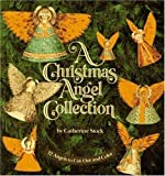A Christmas Angel Collection: 12 Angels to Cut Out and Color (0802774997) by Stock, Catherine