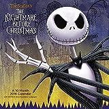 The Nightmare Before Christmas Wall Calendar (2016)