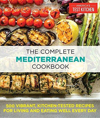 Buy Complete Mediterranean Cookbook Now!